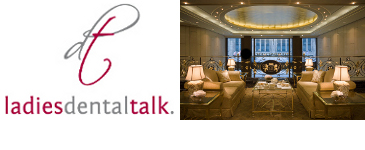 Ladies dental talk Logo